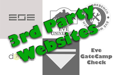 3rd Party Websites for Eve Online