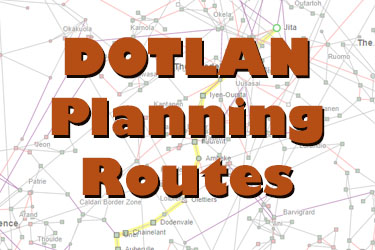 DOTLAN Tutorial: Planning Eve Routes