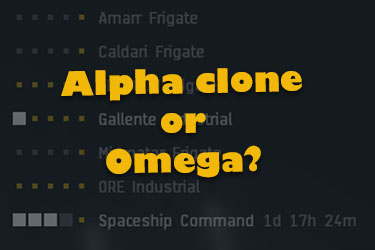 Do You Need Omega to Play Eve Online