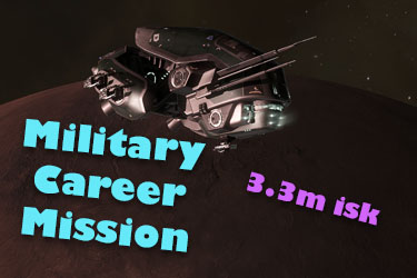 Eve Online: Military Career Agents