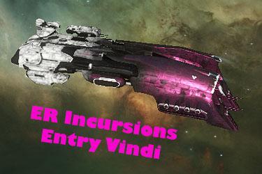 ER Incursions Entry Blaster Vindicator