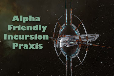 ER Incursions Blaster Praxis – Alpha Friendly