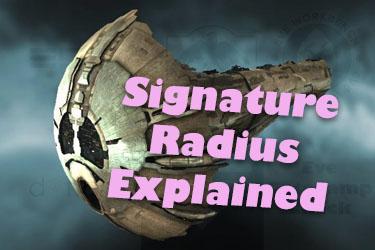 Signature Radius Explained